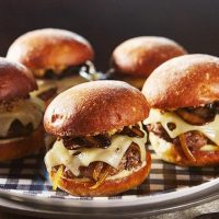 Chocolate Balsamic Sliders
