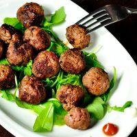 Captain Turkey Meatballs